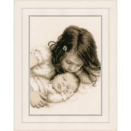 Kit au point compté bébé et sa soeur aida - 4