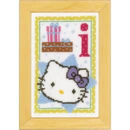 Kit miniature hello kitty alphabet - 4