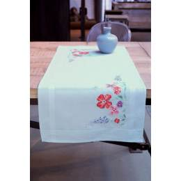 Kit chemin de table fleurs estivales - 4