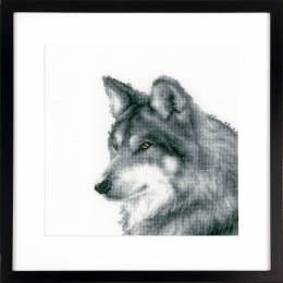 Kit au point compté loup  - 4