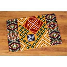 Kit tapis au point de croix motif ethnique ii - 4