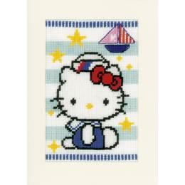 Kit carte hello kitty marine lot de 3 - 4