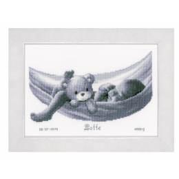 Kit au point compté bébé en hamac aida - 4