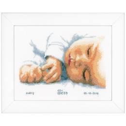 Kit point de compté new-born aida - 4