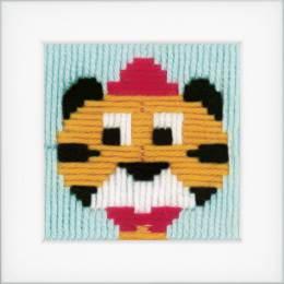 Kit au point lancé tigre de cirque - 4