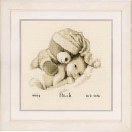 Kit au point compté bébé avec nounours aida - 4