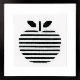 Kit au point compté pomme aida - 4