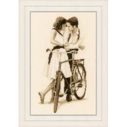 Kit au point compté couple avec vélo - 4