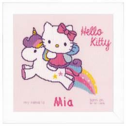 Kit au point compté Hello Kitty et licorne aida - 4