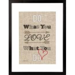 Kit au point compté do what you love - 4