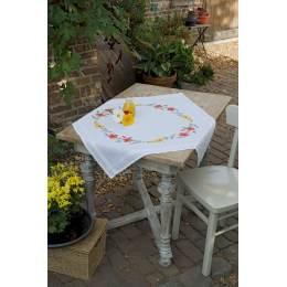 Kit nappe fleurs et lavande - 4