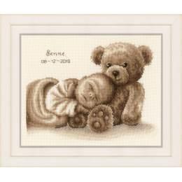 Kit au point compté bébé & ours - 4