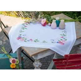 Kit nappe fleurs et papillons - 4