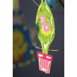 Cartes à broder décoration de pâques lot de 2 - 4