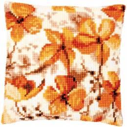 Kit coussin au point de croix graines d'automne - 4