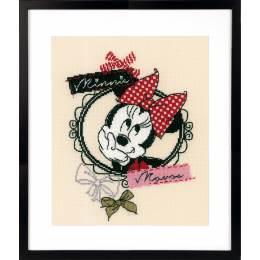 Kit au point compté Disney it's all about minnie - 4