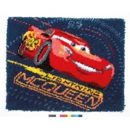 Tapis kit au point noué Disney cars Mc queen - 4