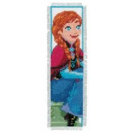 Marque-pages Disney frozen aida lot de 2 - 4
