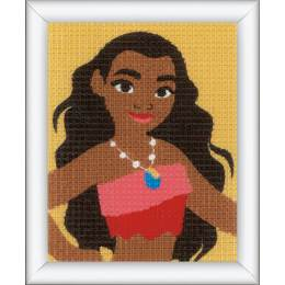 Kit tapisserie Disney moana - 4