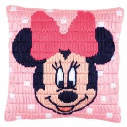 Kit coussin au point lancé Disney minnie mouse - 4