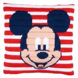 Kit coussin au point lancé Disney mickey mouse - 4