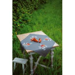 Kit nappe coquelicots - 4