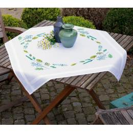Kit nappe feuilles & herbes - 4