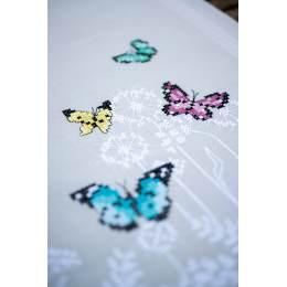 Kit chemin de table danse des papillons - 4