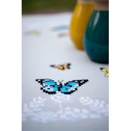 Kit nappe danse des papillons - 4