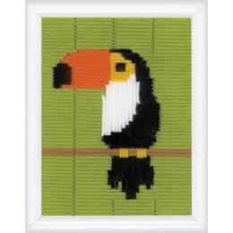 Kit au point lancé toucan - 4