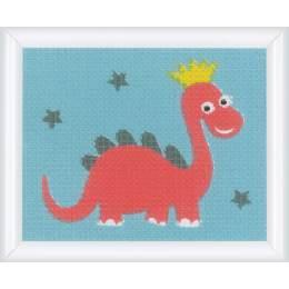 Kit tapisserie dinosaure - 4