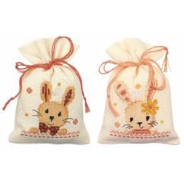 Bag kit sweet bunnies set de 2 - 4