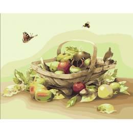 Kit peinture par numéro fruits d'été - 4
