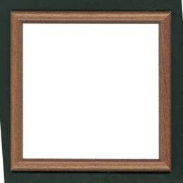 Cadre en bois vervaco brun foncé 16/16cm - 4