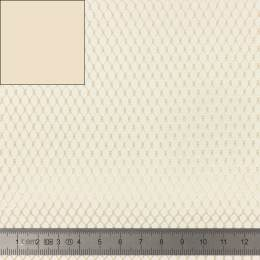 Tissu filet Mesh Fabric naturel - 40