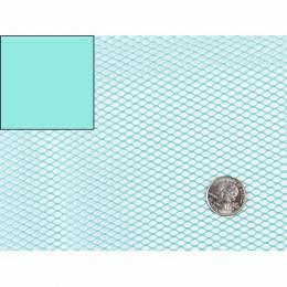 Tissu filet Mesh Fabric turquoise - 40