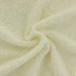 Tissu éponge de bambou écru - 401
