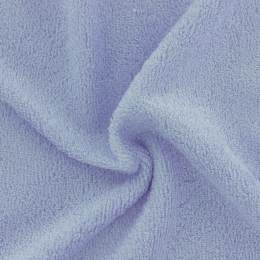 Tissu éponge de bambou lavande - 401