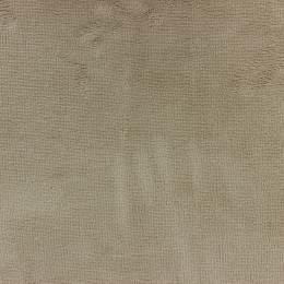 Tissu éponge microfibre bambou noisette - 401