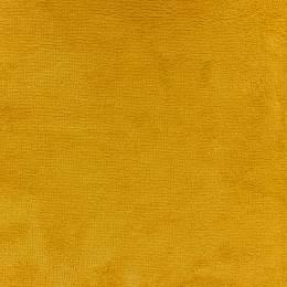 Tissu éponge microfibre bambou ocre - 401