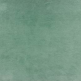 Tissu éponge microfibre bambou vert tilleul - 401