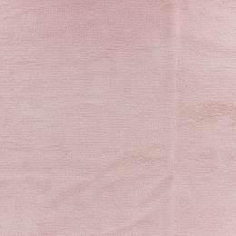 Tissu éponge microfibre bambou rose poudré - 401