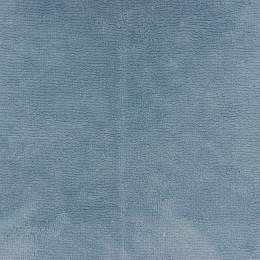 Tissu éponge microfibre bambou bleu paon - 401