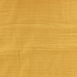 Tissu double gaze safran - 401