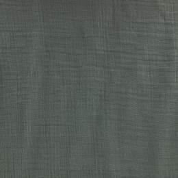 Tissu double gaze gris foncé - 401