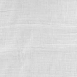 Tissu double gaze blanc - 401