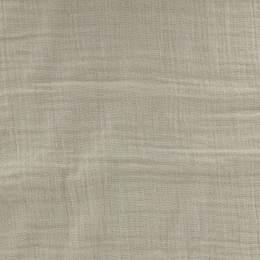 Tissu double gaze gris clair - 401