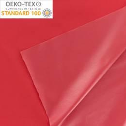 Tissu pul imperméable rouge - 401