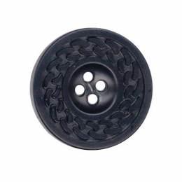 Bouton couture noir fantaisie - 408
