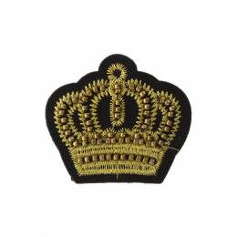 Motif couronne thermocollant - 408